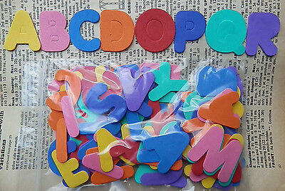 CARD x4 Alphabets x104 Letter Die Cuts BABY//GIRL//BOY Mix Personalise Kids Names