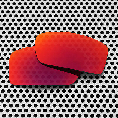 New Volt Ruby Replacement Lenses for Oakley Gascan
