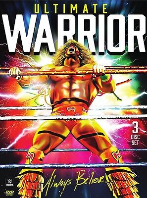 Wwe: Ultimate Warrior - Always Believe DVD