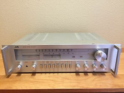 COLLECTIBLE Vintage Working JVC RECIEVER/EQUALIZER JR-S81H