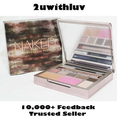 Urban Decay Naked On The Run All-In-One Travel Palette - Eyeshadow Bronzer Blush