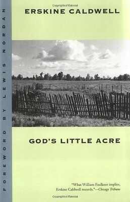 God's Little Acre - Caldwell, Erski NEW Paperback 30 Sep 1994