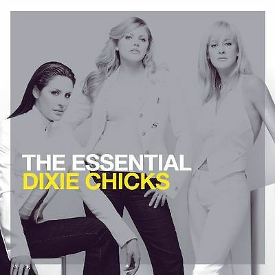 DIXIE CHICKS THE ESSENTIAL 2CD SET (Greatest Hits / Very Best Of)