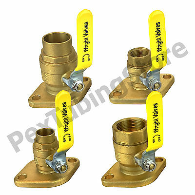 Isolator Shut-Off Flange Valves for Taco, Grundfos, Wilo, B&G Circulator Pumps