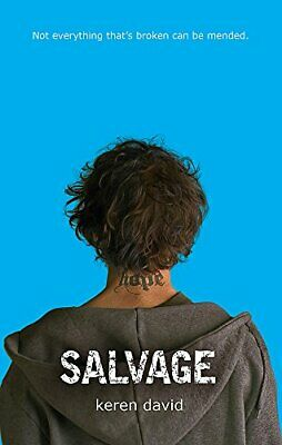 Salvage by David, Keren Book The Cheap Fast Free Post