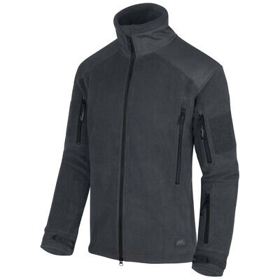 Helikon Tex Liberty Heavy Fleece Jacket Shadow Grey Outdoor Jacke
