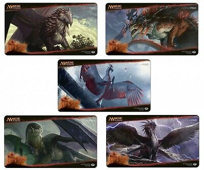 Magic the Gathering Playmat - Dragons of Tarkir - verschiedene Motive