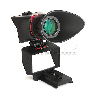 Kamerar QV-1 LCD View Finder for BMPCC BLACK MAGIC POCKET CINEMA CAMERA NEW UK!