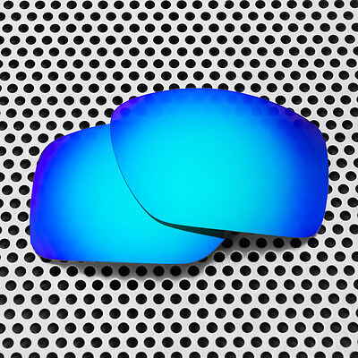 New Volt Polarized Blue Replacement Lenses for Oakley Big Taco