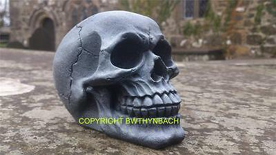 New Design Rubber Latex Mould Moulds Mold To Make Small Detailed Gothic Skull