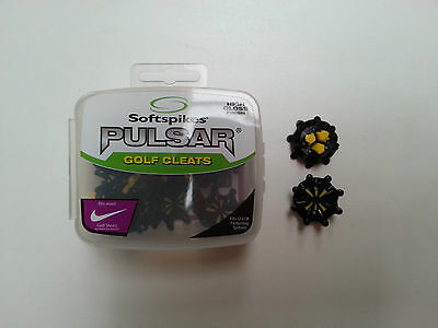 Pulsar Golf Spikes Softspikes Q-Lok Blister Pack  B-6-1
