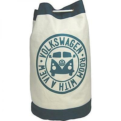 Volkswagen - Westfalia T2 Camper Canvas Duffle Bag - New & Official With Tag