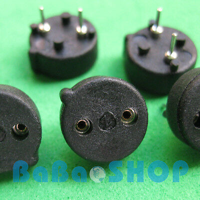 10pc Ceramics Glass TR5 PCB Slow Blow Fuse Holder Socket 5TR TE5 5TE Cylindrical