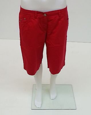 Brax Golf Damen Golf Short Fran rot 40   C-9-7