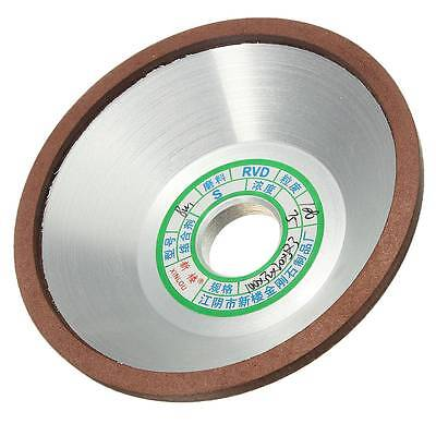 Diamond Grinding Wheels for Round Carbide Saw Blade Sharpener Grinder 180 Grit