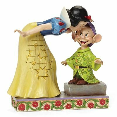 Disney Traditions Sweetest farewell Snow White & Dopey Figurine NEW  24147