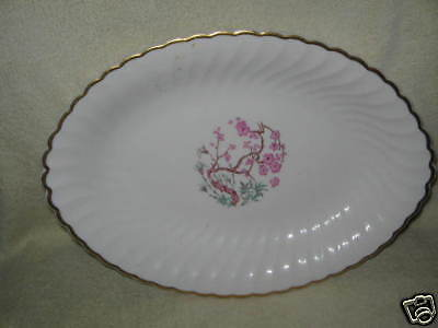 "SMALL Syracuse ""China Spring"" Serving Platter"