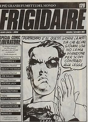 FRIGIDAIRE 129 tamburini liberatore silly tragedies catacchio giacon palumbo