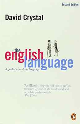 The English Language: A Guided Tour of the Language - Paperback NEW Crystal, Dav