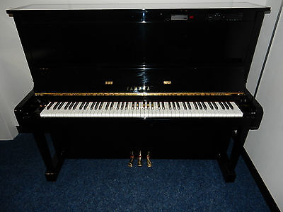 Yamaha U1 Disklavier Upright Piano. Around 25 Year Old 0% Finance Available.