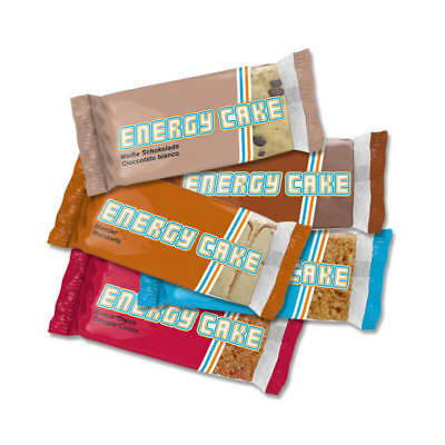 (9.20Eur/KG) E.L.F. Energy Cake Display 13x125g Mix Box Proben Sample Test