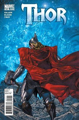 Mighty Thor Vol. 1 (1966-2011) #611