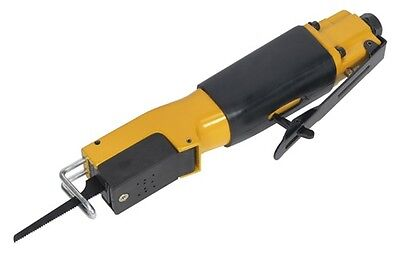 Sealey Seigen S01045 Air Saw Reciprocating including starter pack of blades New
