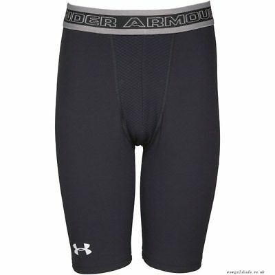 030768 SPORTS DEAL Under Armour Baselayer Cold Gear Compression Shorts - Junior