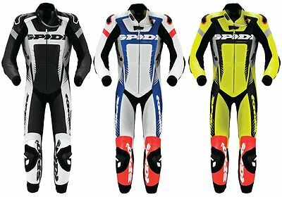 Spidi Sport Warrior Wind Pro 1 Piece Leather Suit