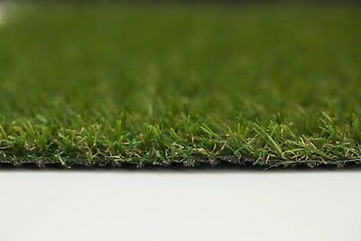 Seville 15mm Astro Artificial Landscaping Grass Realistic Natural Fake Turf