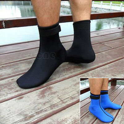 3mm Neoprene Scuba Swim Surfing Diving Socks Water Sport Wet Suit Boot Dive Gear