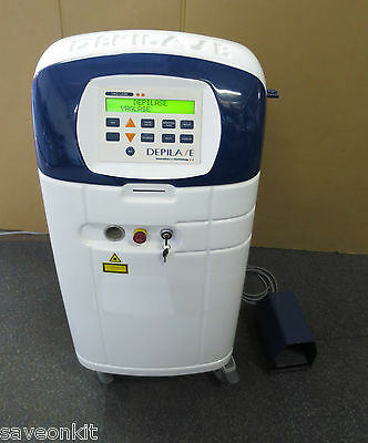 Fotona Depilase Yag Laser 001-5F Nd:YAG 1064nm Beauty Medical Hair Removal