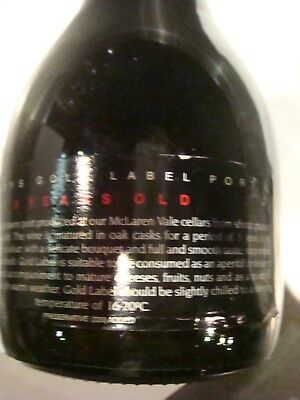 Hardy's Gold Label Tawny Port