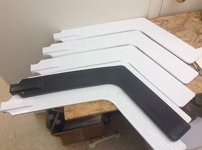 Goalie  Replacement Paddle Lot Of 10 white