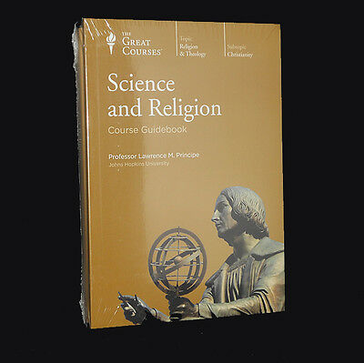 NEW CDs 12 Lectures Science and Religion Great Courses Teaching Company