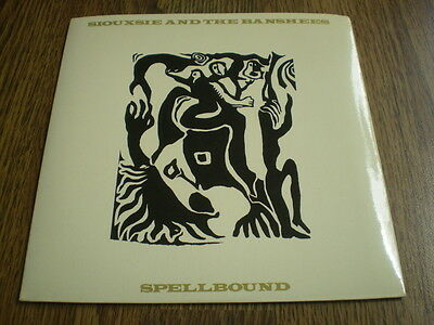 "Siouxsie & The Banshees - Spellbound A2 B2 7"" Polydor Barely Played Near Mint"