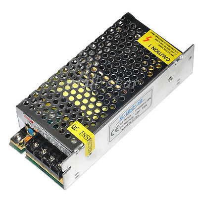 Switching Power Supply  AC100-240V To DC12V 10A 120W For Led Driver Adapter