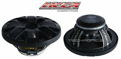 "Orion Hcca84Nhp +2Yr Wrnty 8"" 5200W 4 Ohm Pro Mid Range Car Stereo Speakers Set"