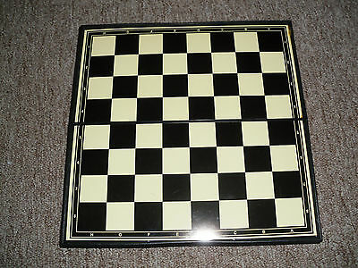Magnetic Travel Chess Game  Complete Set With Instructions