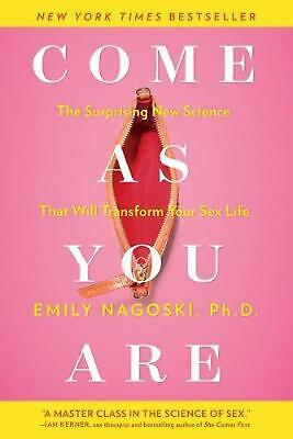Come as You Are by Emily Nagoski Paperback Book (English)