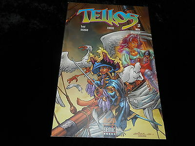 Collection Semic Books : Tellos 2
