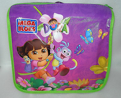 Mega Bloks Dora To The Rescue Dora The Explorer Building Block Set - BNWT