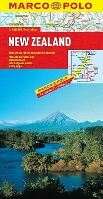 Marco Polo New Zealand [9783829767477] - Mairdumont (Paperback) New