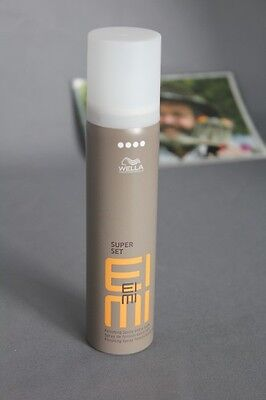 (7,99€/100ml) Eimi Super Set Finishing Spray ultra strong 75ml Wella Professiona