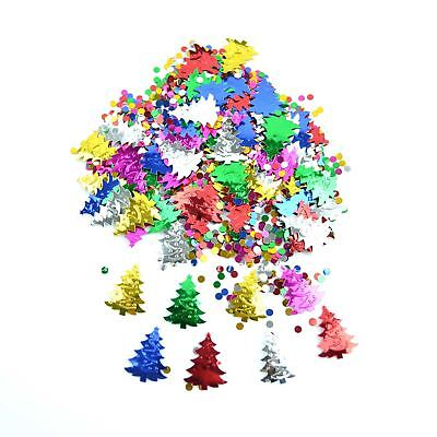 14g Christmas Party Glitz Table Confetti  Sprinkles Decorations Party Supply