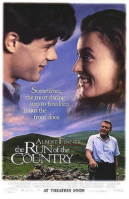 The Run Of The Country 27 X 40 Original 1995 D/s Movie Poster - Albert Finney