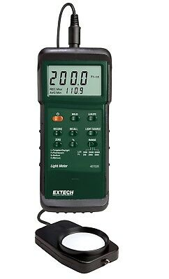 Heavy Duty Light Meter Extech 407026 - LUX & FOOT CANDLES