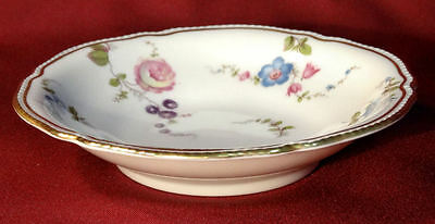 Castleton China SUNNYVALE Berry Sauce Bowl - Early Lyre Mark USA