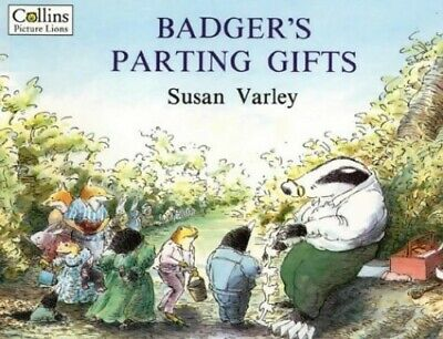 Badger's Parting Gifts, Varley, Susan Paperback Book The Cheap Fast Free Post