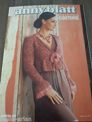 Catalogue  Tricot   Anny Blatt -  N° 200